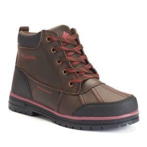 NWOT Columbia waterproof duck boots